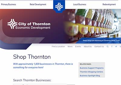 Learn more about Shopping in Thornton