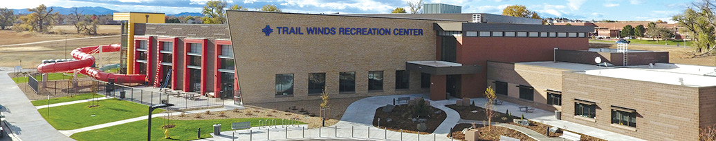 trail winds recreation center building