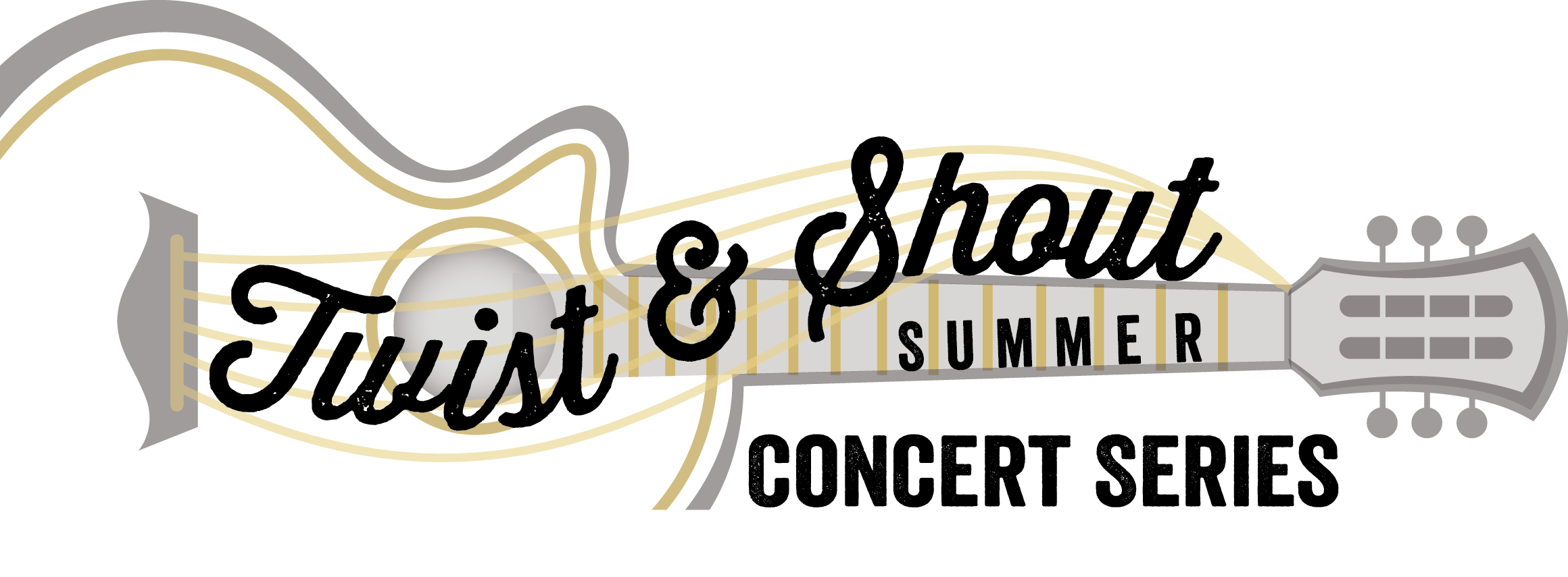 Twist & Shout Concert Series logo