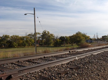 88th Avenue Tracks