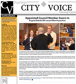 City Voice Current Edition